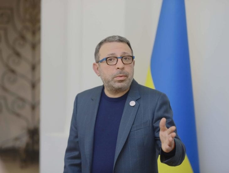 Корбан назначен главным по борьбе с коронавирусом в Днепре. Новости Днепра