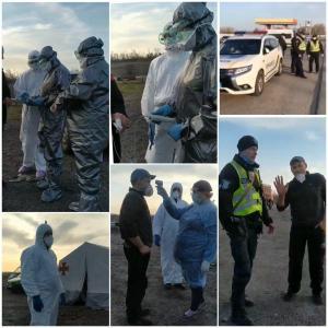Новости Днепра про На Днепропетровщину прибыли из-за рубежа 500 человек