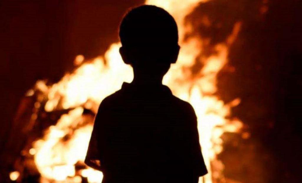 Под Днепром на пожаре погиб ребенок, еще двое пострадали. Новости Днепра