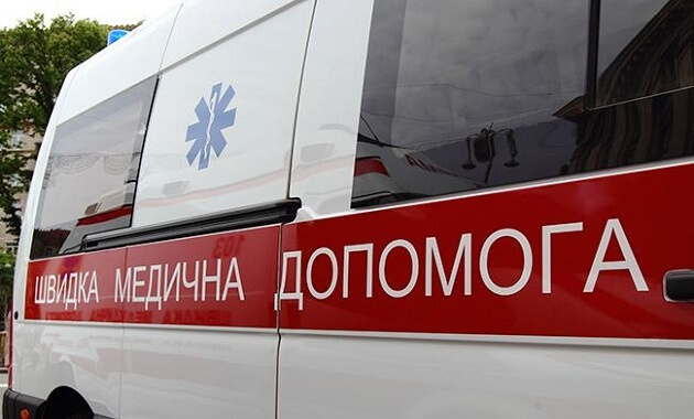 Мужчина напал на машину сокроу помощи. Новости Днепра
