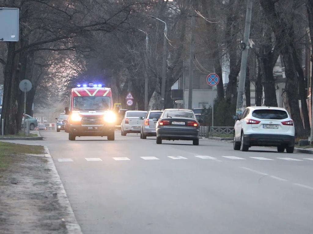 Спасатели призывают днепрян оставаться дома во время карантина. Новости Днепра