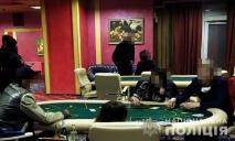 Полиция разоблачила незаконное казино