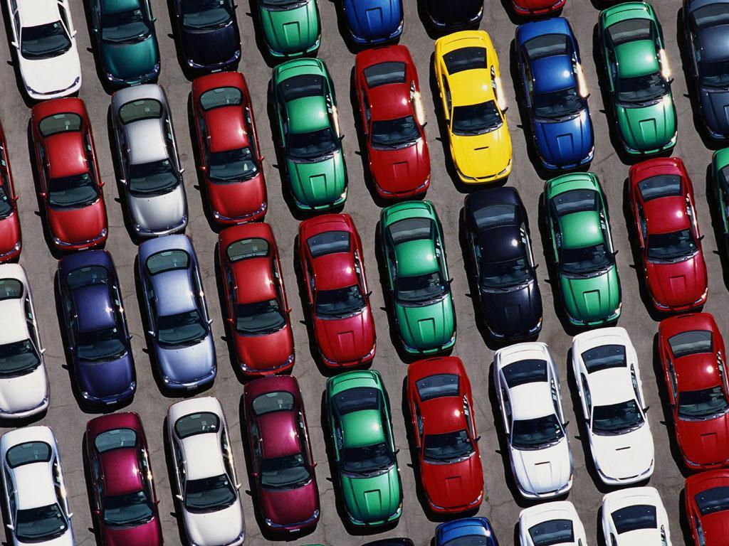 Жители Днепропетровщины потратили 44 миллиона долларов на новые авто. Новости Днепра