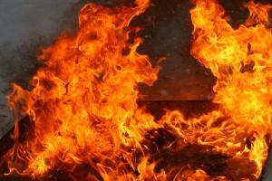 Огонь уничтожил 400 метров квадратных. Новости Днепра