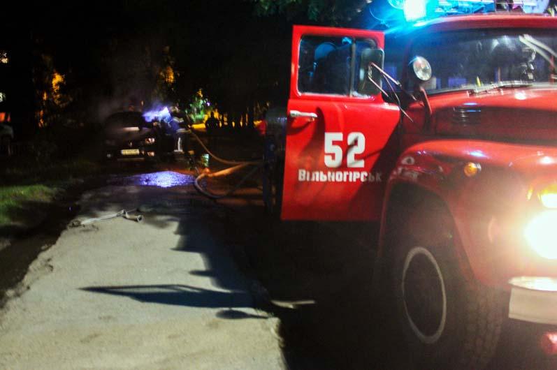 На месте работали спасатели. Новости Днепра