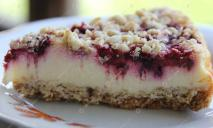 «Как не поправиться на карантине»: рецепт диетического десерта от Dnepr.Info