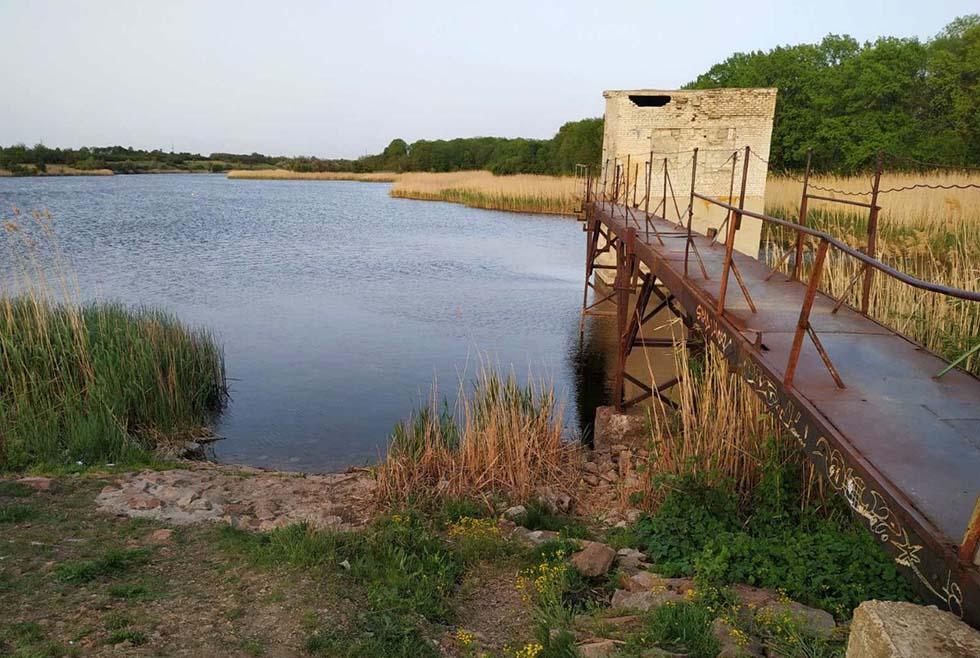 На Днепропетровщине ребенок спрыгнул с моста и утонул. Новости Днепра