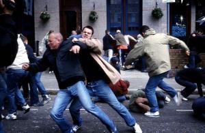Рома спровоцировали скандал. Новости Днепра