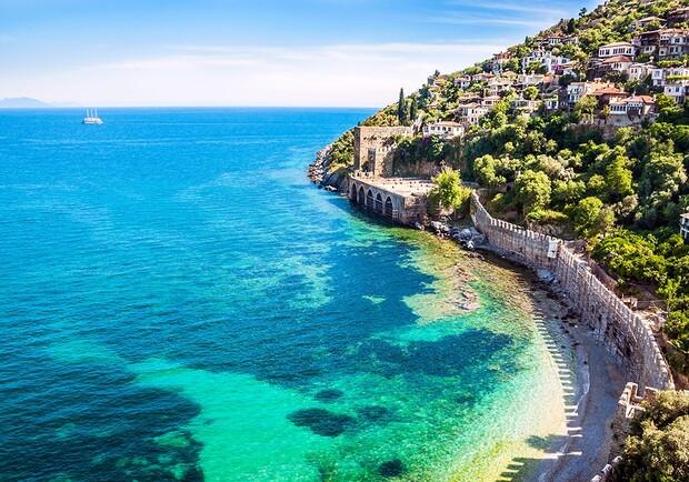 С июня в Турции начнут постепенно принимать иностранных туристов. Новости Днепра
