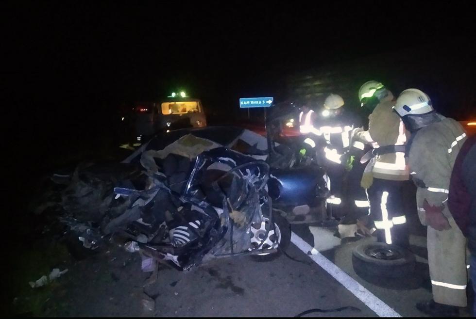 На трассе на Днепропетровщине в ДТП погибли 2 человека. Новости Днепра
