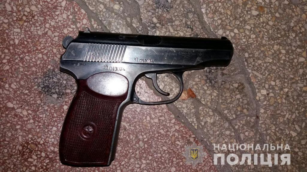 В Днепре подросток из окна стрелял по людям и машинам. Новости Днепра