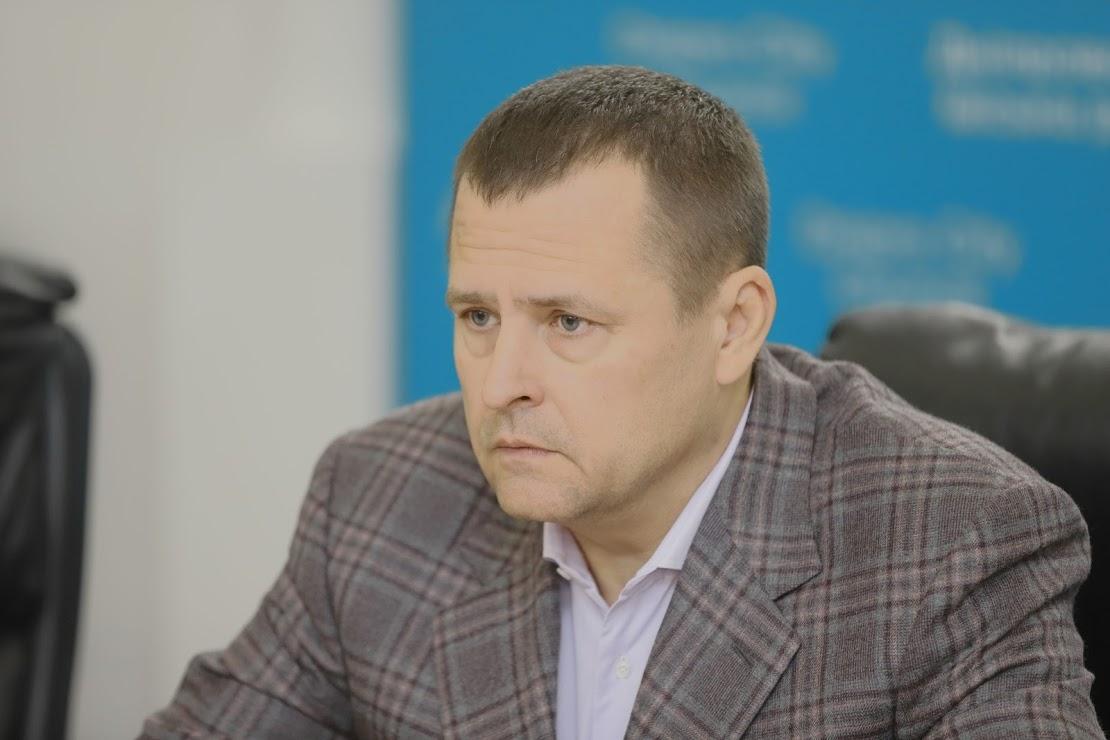 День Победы - дома: Борис Филатов рассказал, как город подготовился к празднованию 9 мая. Новости Днепра