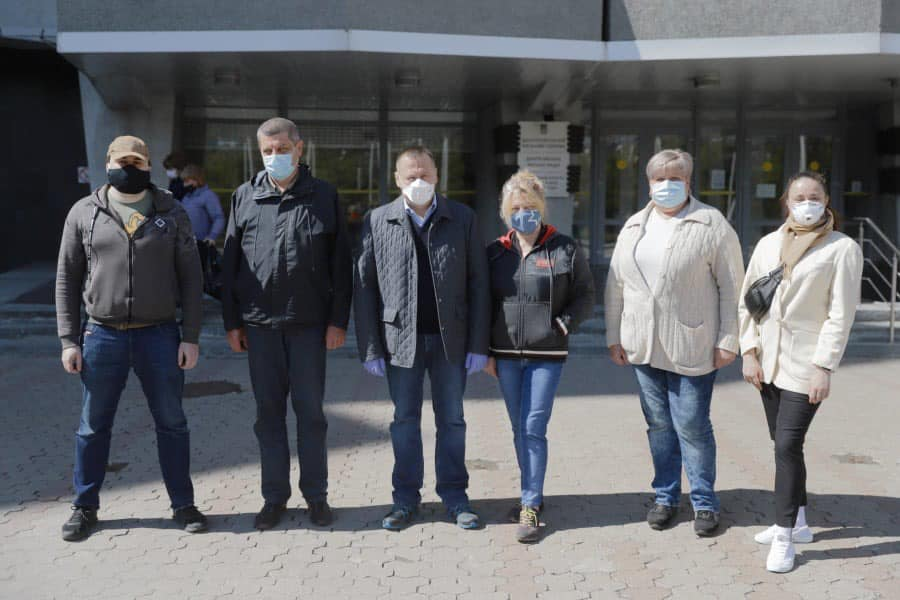 Филатов отправил медиков-добровольцев в Черновцы. Новости Днепра