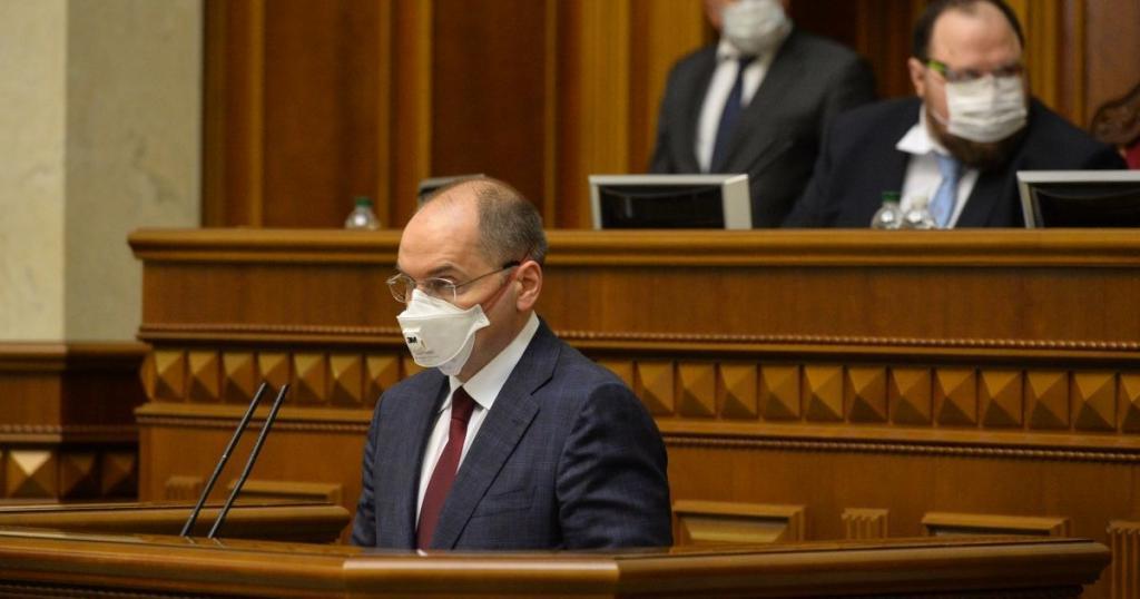 Степанов обратился к медикам. Новости Украины