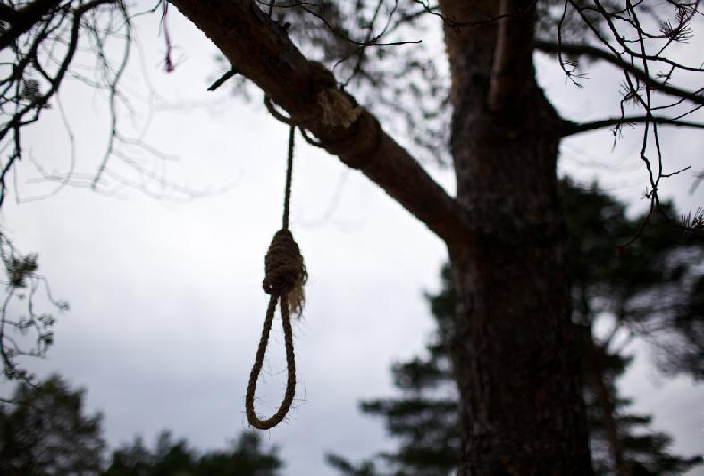 Тело мужчины нашли на дереве. Новости Днепра
