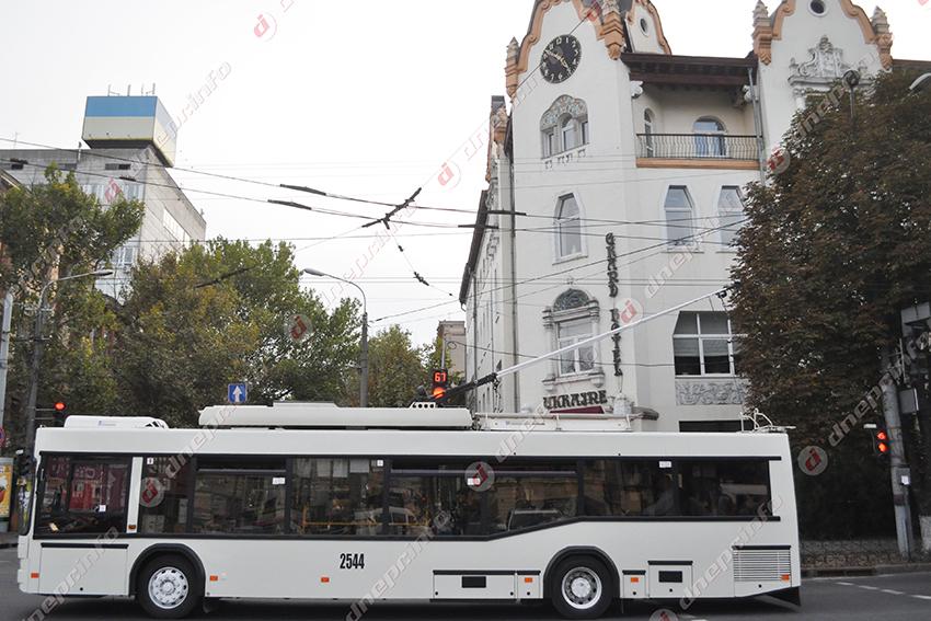 Ситуация с транспортом Днепра 19 мая. Новости Днепра