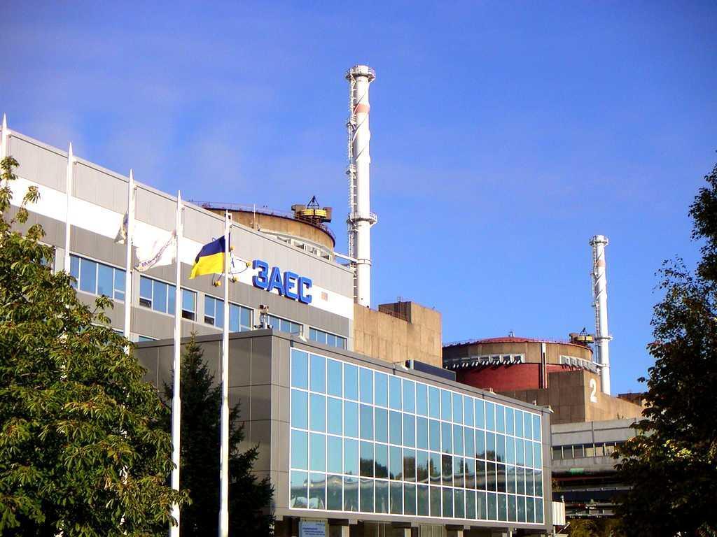 ЗАЭС. Новости Украины
