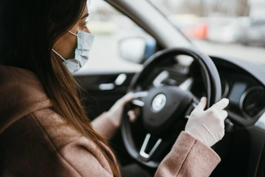 Днепряне отказываются от покупки новых авто из-за карантина. Новости Днепра