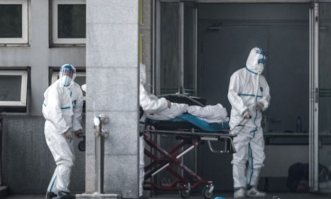 В Днепре от коронавируса умерла женщина. Новости Днепра