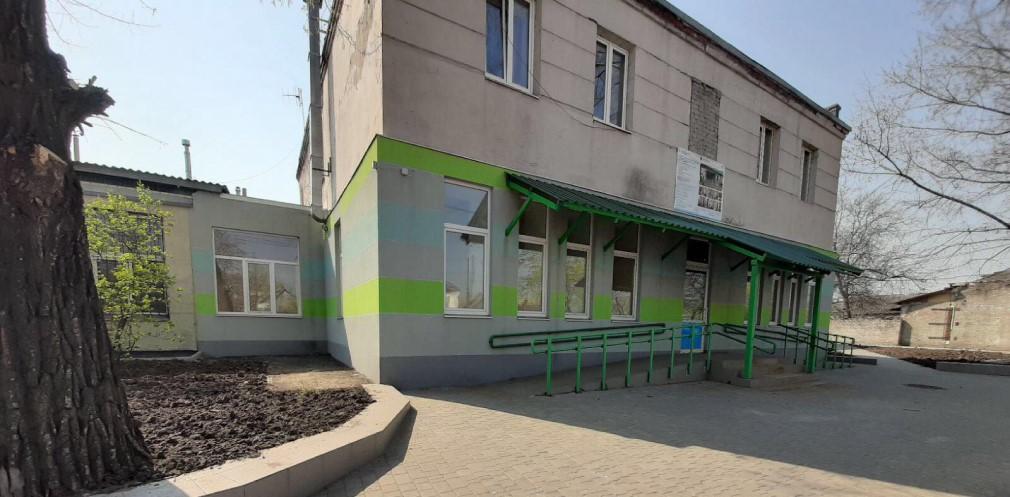 Реконструировали больницу3. Новости Днепра