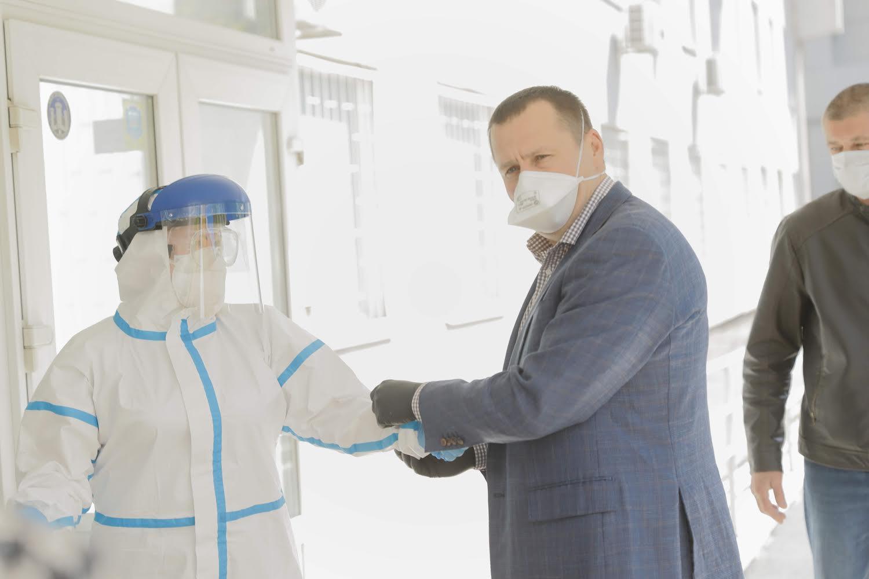 Филатов о коронавирусе и карантине в Днепре. Новости Днепра