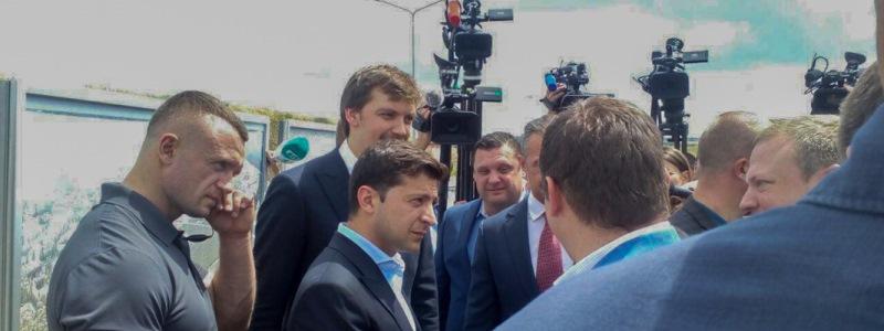 Юрий Голик: «В этом году Объездная Днепра должна быть достроена». Новости Днепра