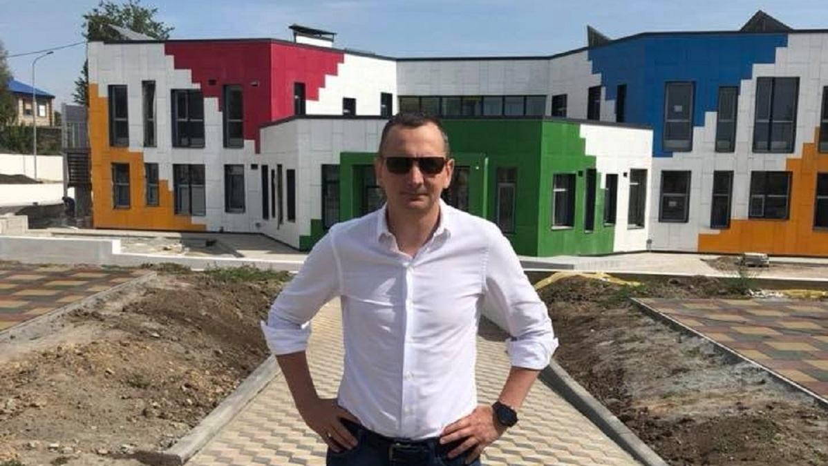 В Илларионово строят современные детский сад и школу. Новости Днепра