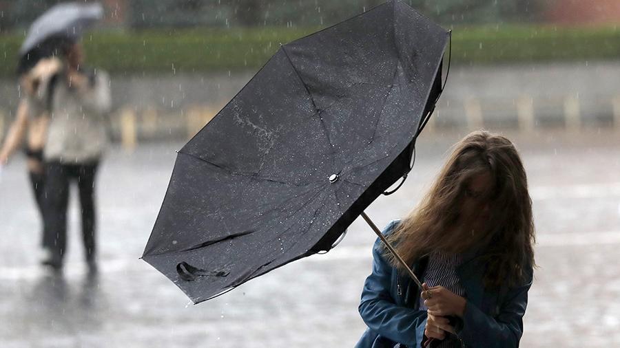 Жителей Днепра и области предупреждают о сильных порывах ветра. Новости Днепра