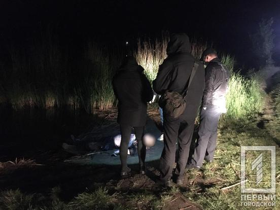 Выловили тело из реки рыбаки