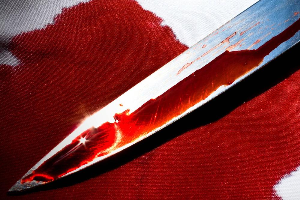 Ударил ножом и скрылся. Новости Днепра