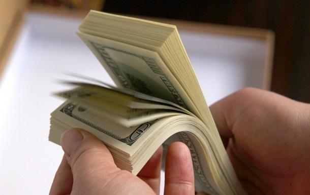 Взятка доллары. Новости Днепра