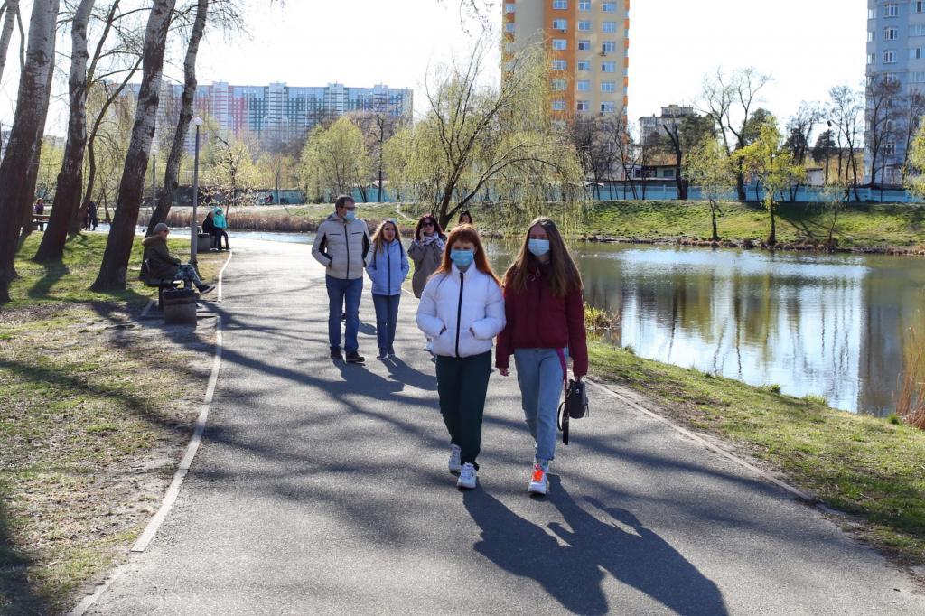 С 11 мая можно будет гулять в парках и скверах: какие правила нужно соблюдать. Новости Украины