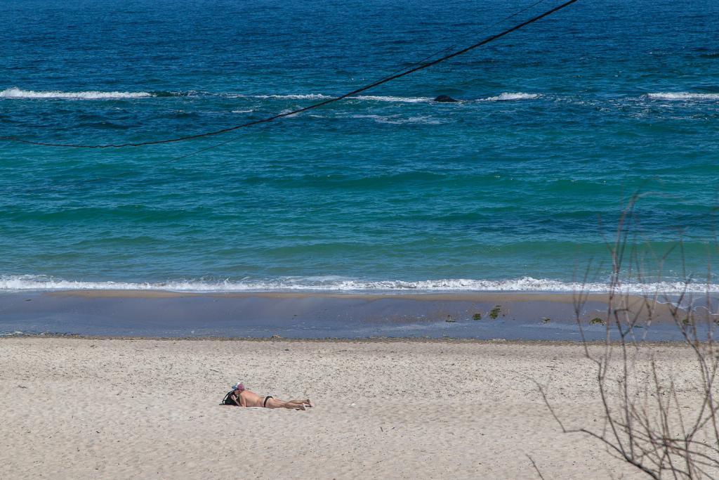 пляжный сезон 2020 в Украине