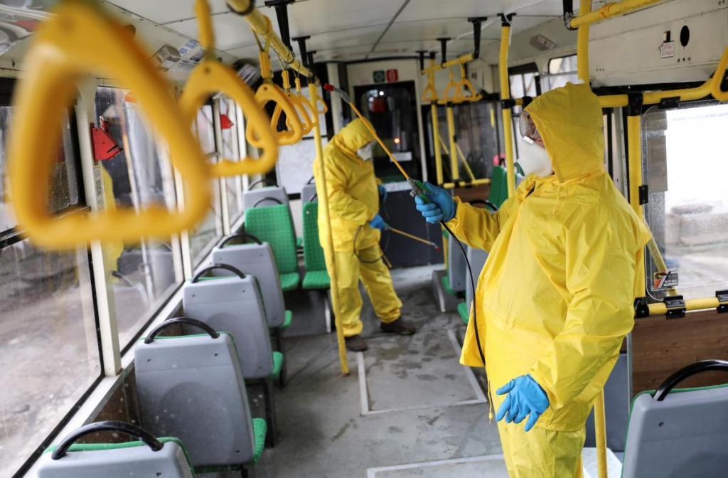 Когда в Украине полноценно заработает общественный транспорт. Новости Украины