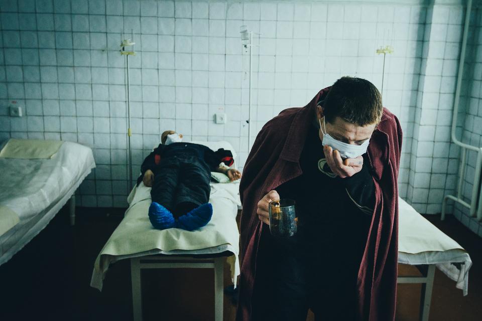 туберкулез Украина
