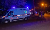 В Днепре велосипедиста сбил автомобиль: пострадавшего госпитализировали