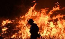 В Днепре горел частный дом: пожар тушили 8 спасателей