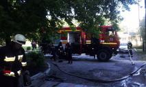 В Днепре горела многоэтажка: людей эвакуировали
