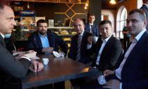 «Кофе идешь пить?»: как Зеленский в карантин в кафе ходил