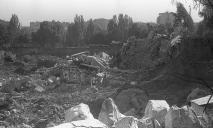 Годовщина катастрофы в Днепре: 23 года со дня масштабного оползня на Тополе