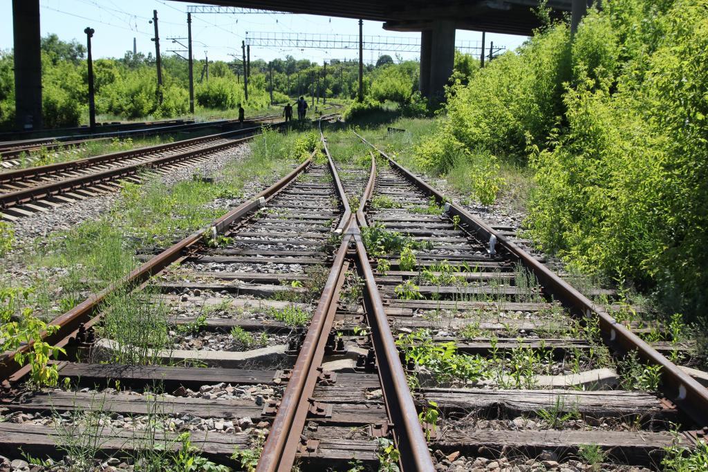станция «Встречный» Днепр вокзал