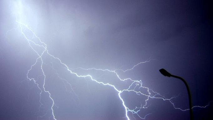 грозы штормовое предупреждение