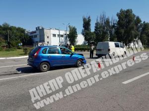 Пострадали водитель и пассажир. Новости Днепра