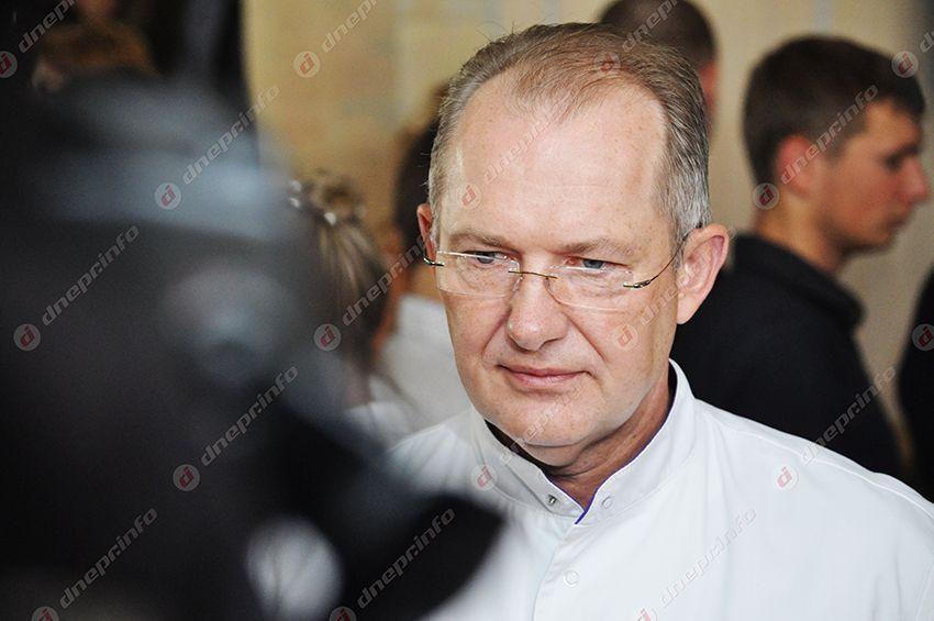 Сергей Рыженко Днепр
