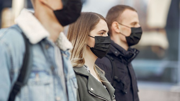 Где можно ходить без маски