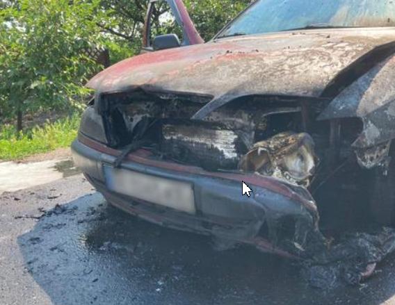 У автомобиля серьезные повреждения. Новости Днепра
