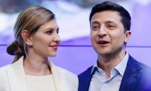 У жены Владимира Зеленского обнаружили коронавирус