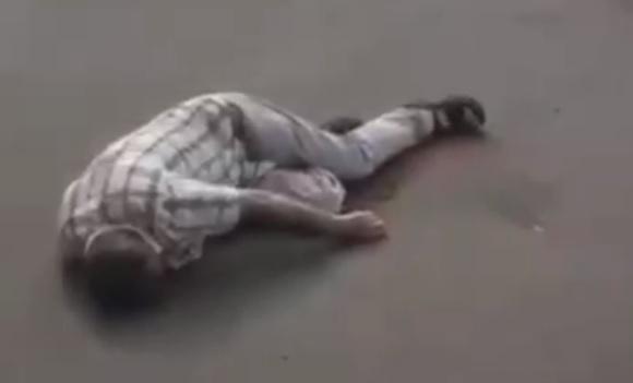 избили мужчину