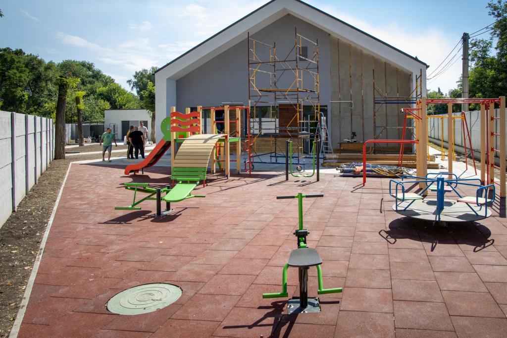 Новый дом для детей-сирот. Новости Днепра