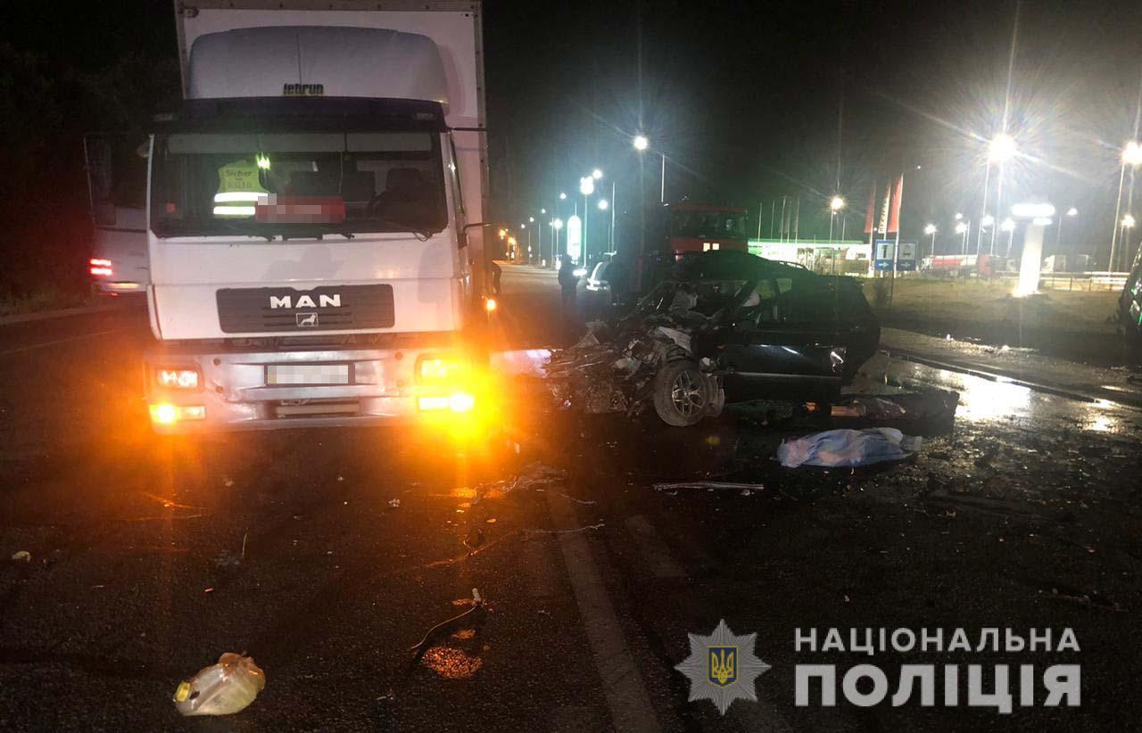 Скончался 3-й пострадавший в ДТП на Полтавском шоссе в Днепре. Новости Днепра